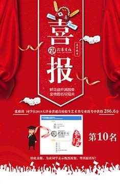 2019天津统考张雅琪